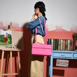 Image 5 - Breeze 3 색 80 홀 마커 펜 가방 편지지 아트 마커 펜 가방 아티스트 스케치 copic 마커 펜 가방 학교 용품
