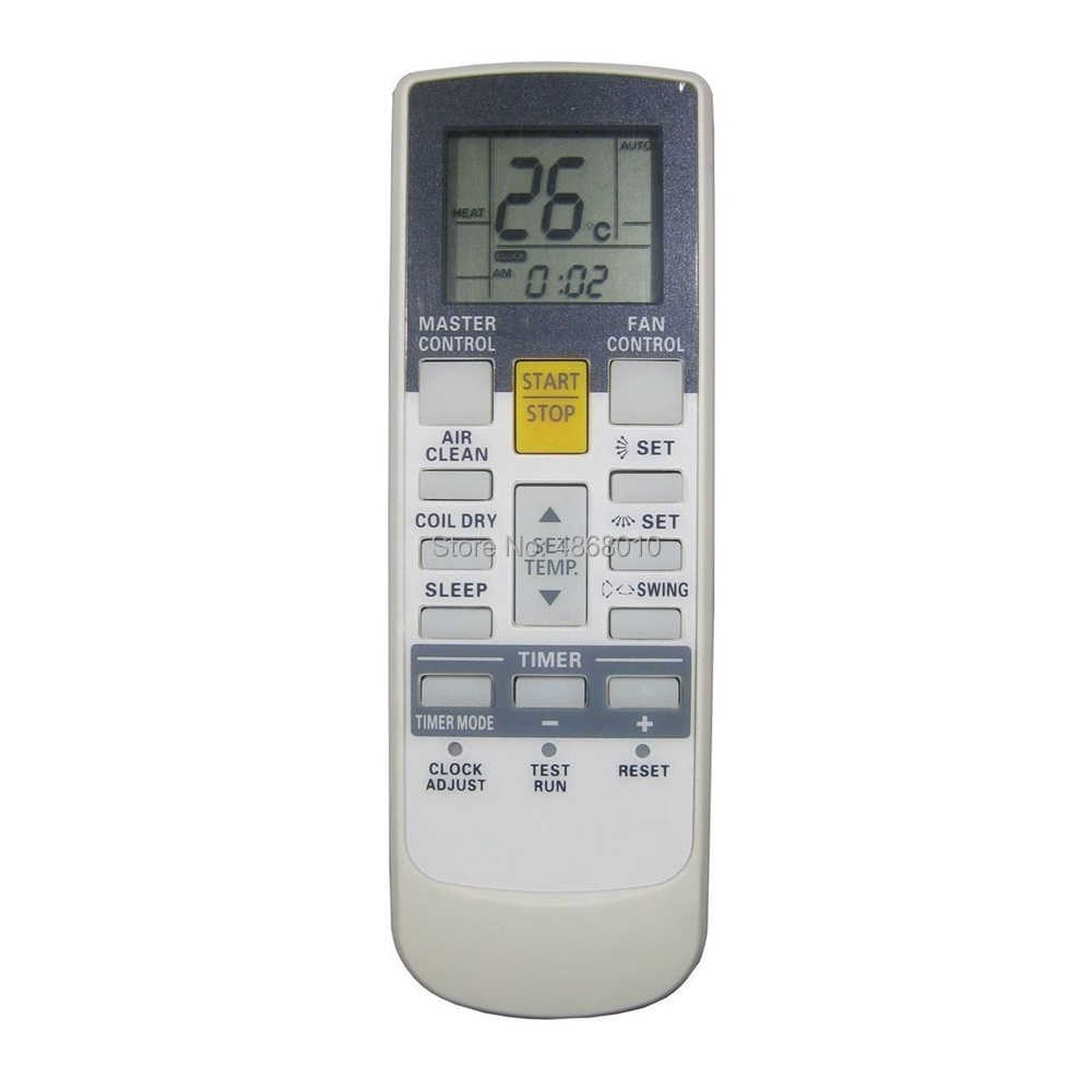 Distancia 8 Metros Mugast Control Remoto Aire Acondicionado Control Remoto Inteligente para Fujitsu AR-RY12 AR-RY13 AR-RY3 AR-RY4 AR-RY14 AR-RY11 Alto Rendimiento bajo Consumo de energ/ía
