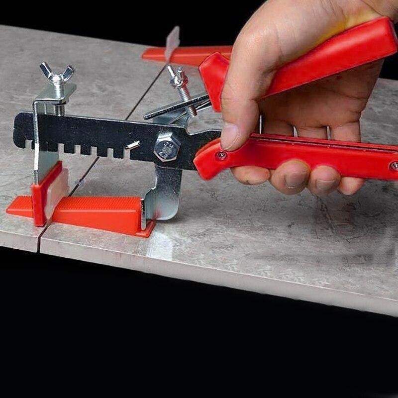 Ceramic Tile Locator Delaman Multi-functional Adjustable Hand Ceramic Accurate Tile Locator Leveling Tiling Tool