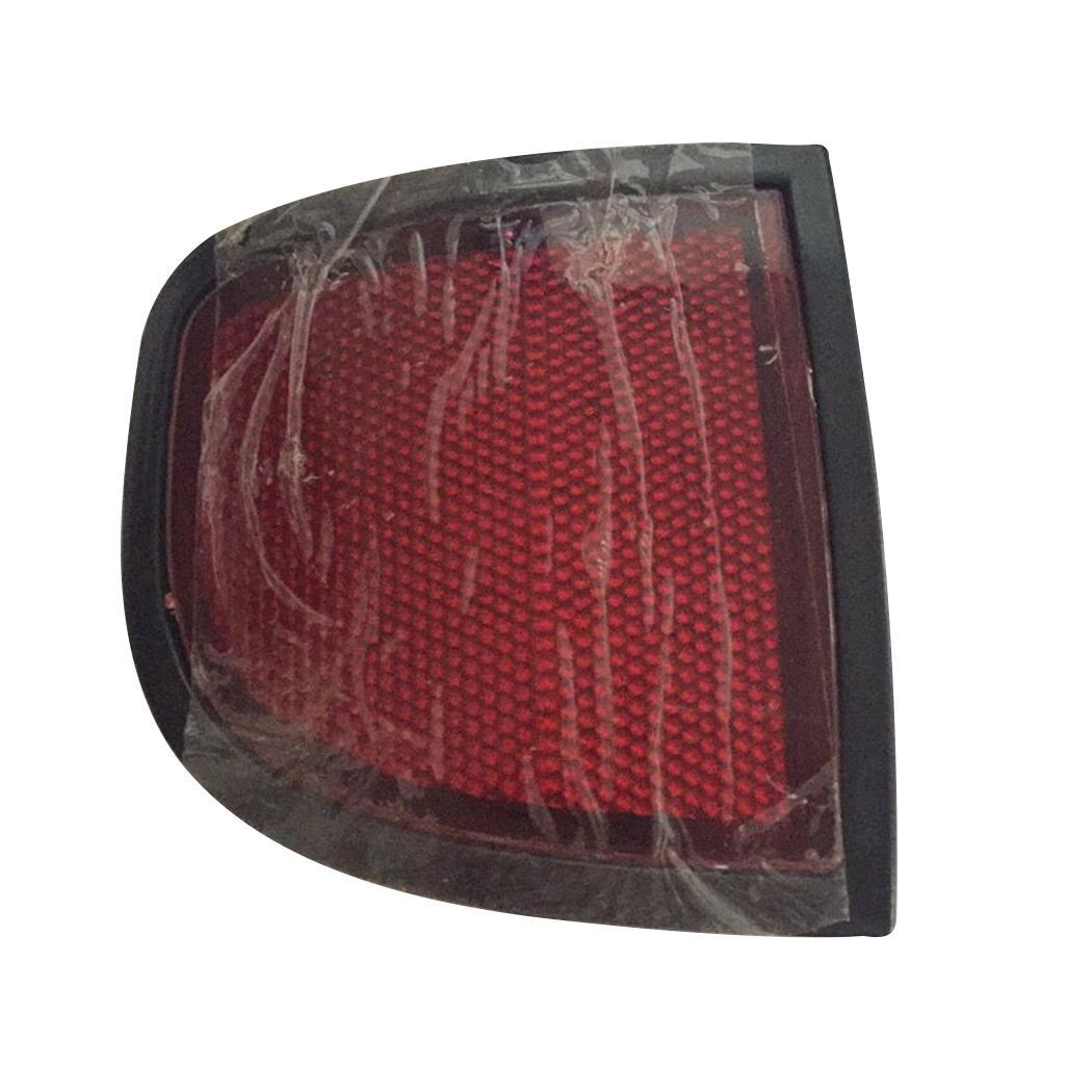 1pc Tail font b Lamp b font Left Right Reflector Light Red For Car Mitsubishi L200
