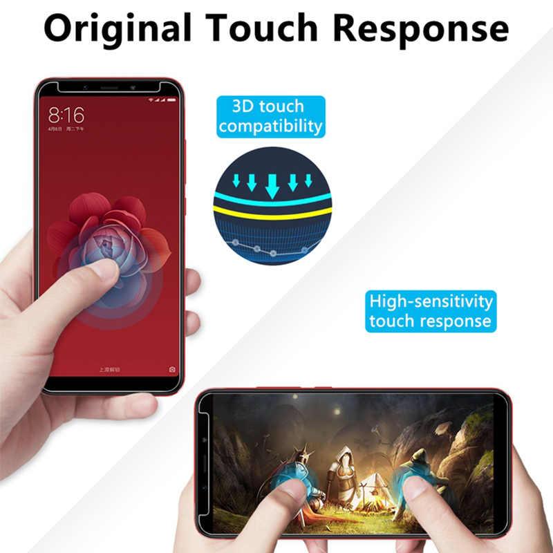 9 H Vetro Temperato per Xiaomi Redmi 6A 6 Pro Protezione Dello Schermo di Vetro Per Redmi 5A Nota 5 Pellicola di Vetro di Protezione di sicurezza per xiomi 2.5D