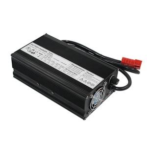 Image 4 - 29.2 V 20A Şarj 8 S 24 V LiFePO4 ebike için pil şarj cihazı denge EV pil şarj cihazı Alüminyum kabuk