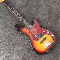 High quality ash electric bass, fade, real photos, wholesale and retail, all colors can be