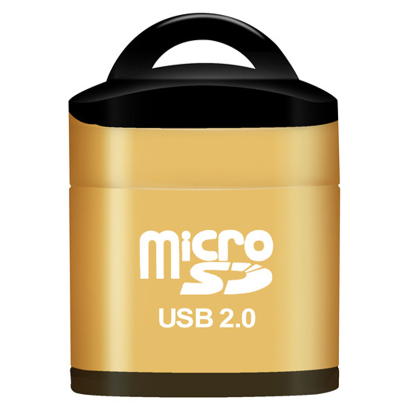 IG-New High Speed Mini USB 2.0 Micro-SD TF Memory Card Reader Adapter