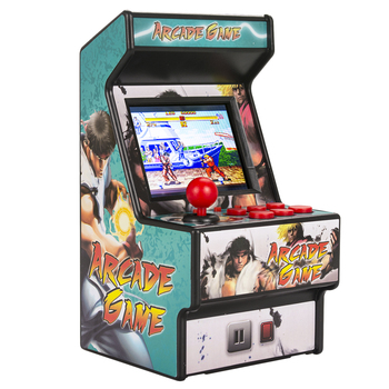 Wolsen 16 Bit Sega Arcade video portable...