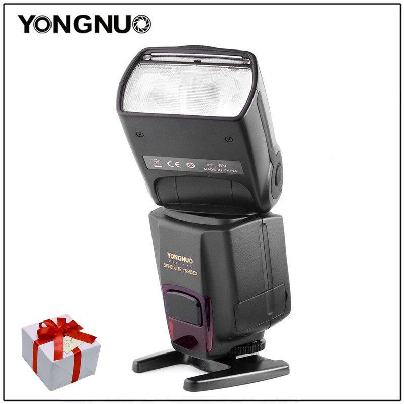 Yongnuo Sans Fil TTL flash YN-565EX II pour Canon 6D 60d 650d YN565EX Pour Nikon D7100 D3300 D7200 D5200 D7000 D750 d90