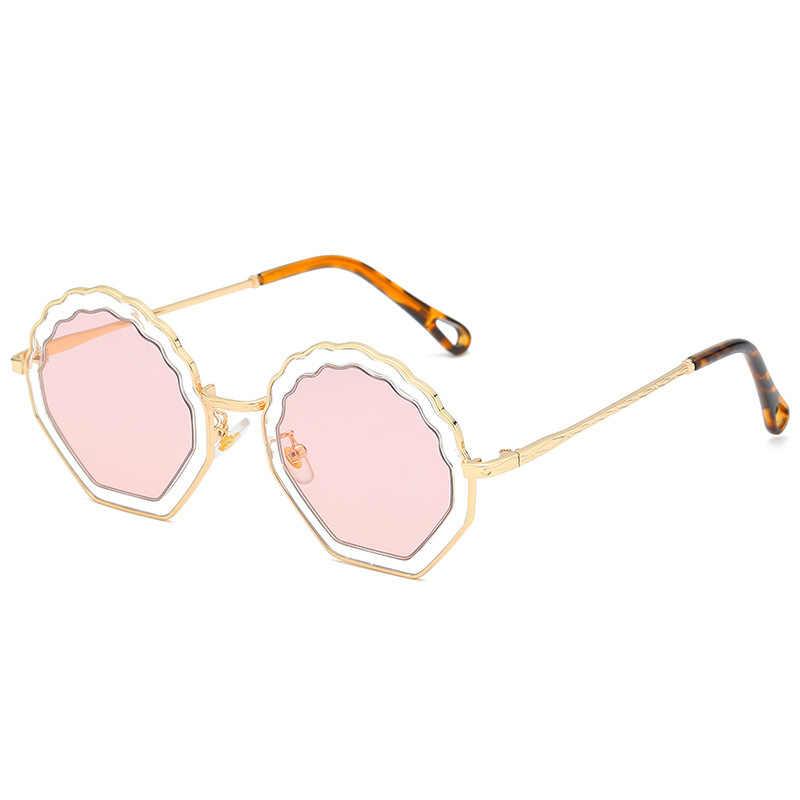 0cfa10fc2d Benesse Luxury Round Flower Sunglasses Women Fashion sun glasses designer  sunglasses women 2018high quality Vintage Glasses