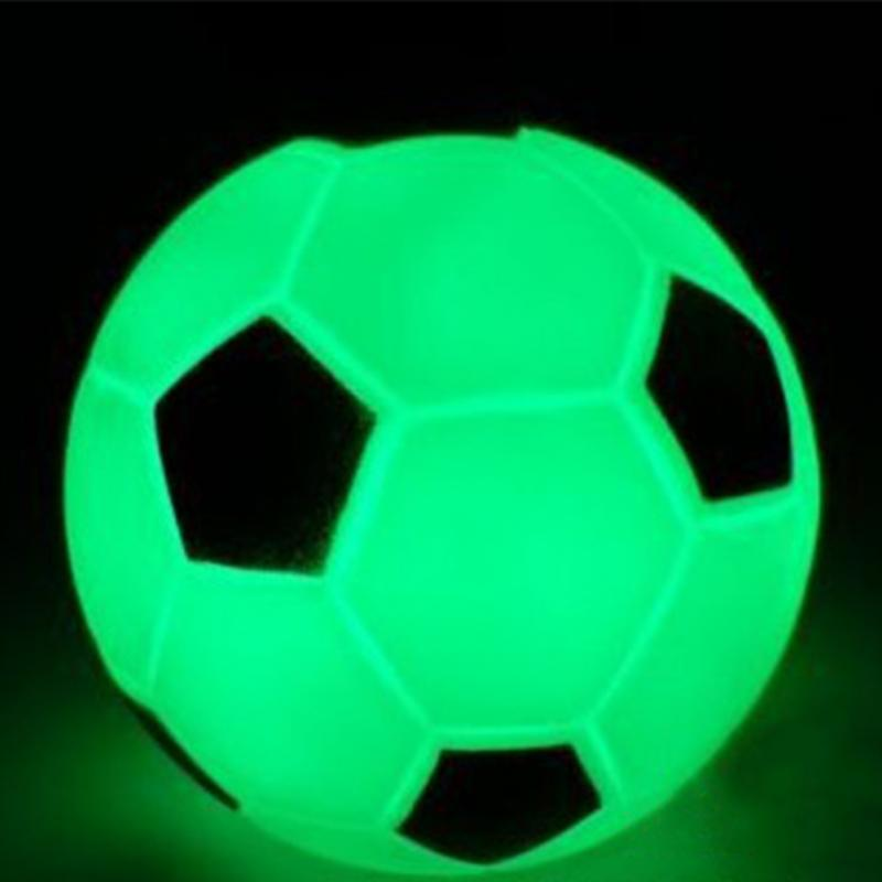 1 Pc Football LED Night Colors Changing Light Lamp Home Decoration For Kids Bedroom Drop Shipping