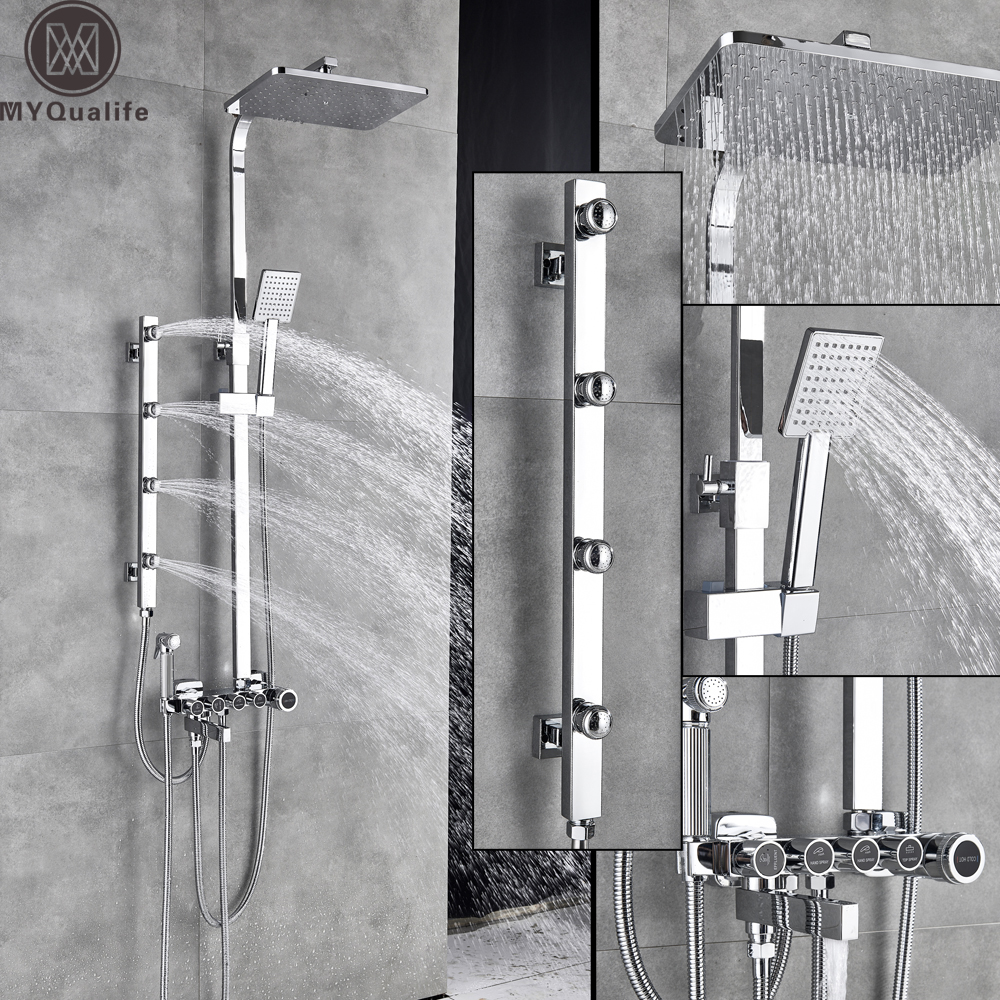 Body Mage Jet Bath Shower Mixer