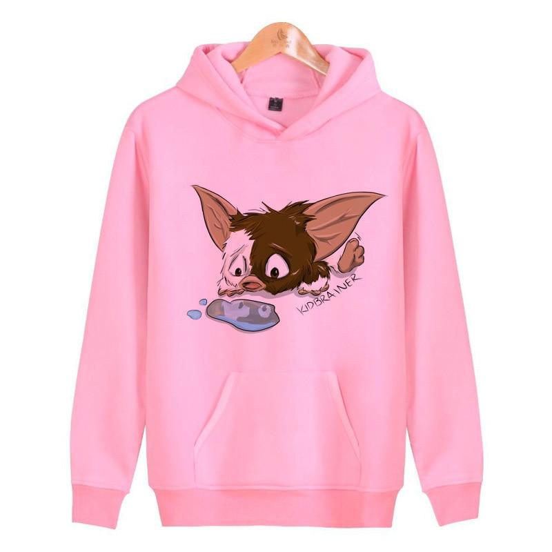 Gremlins Gizmo Hoodies Sweatshirts Streetwear Hop Hip Hoddies Male Homme Pullover Men/women Harajuku J1069