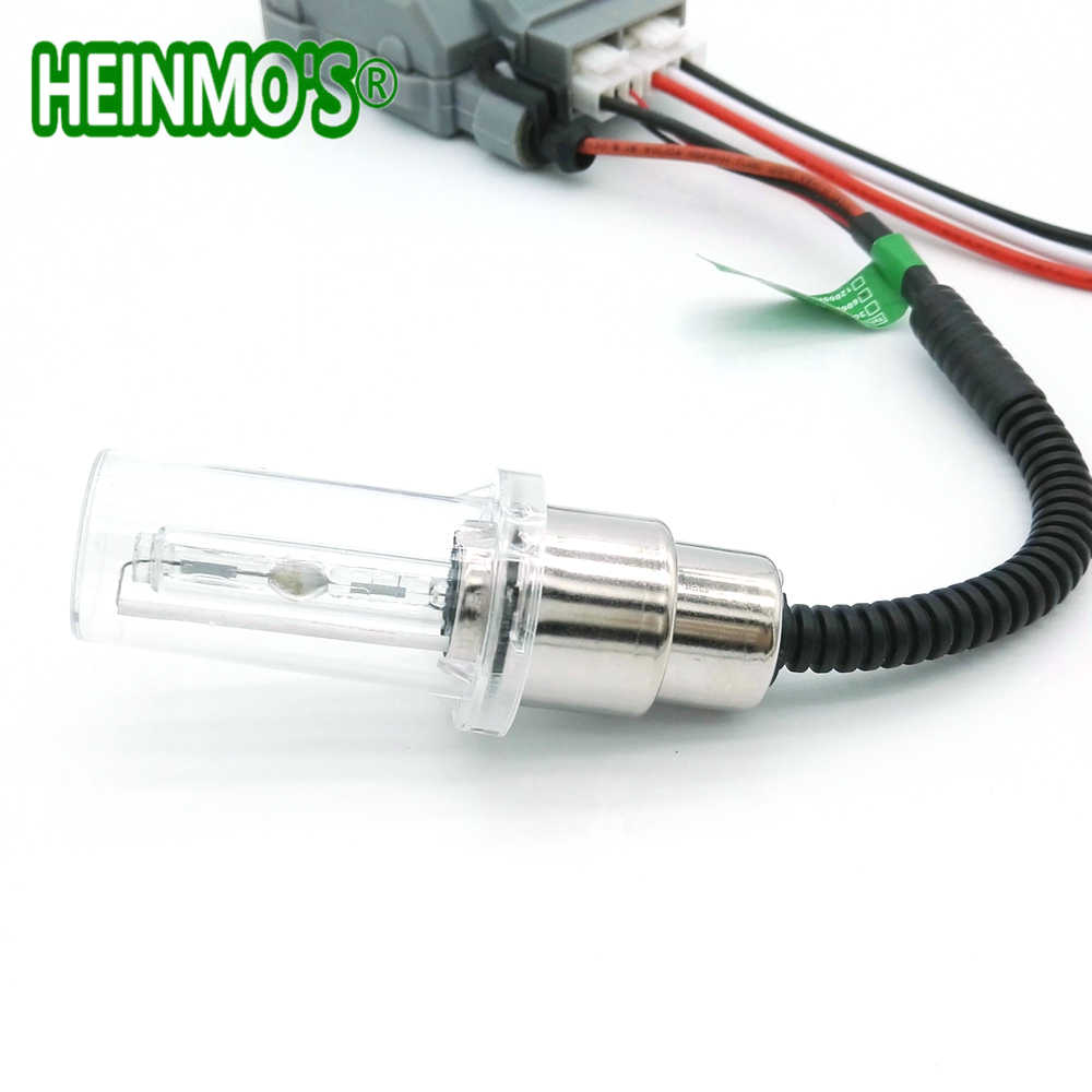 Motorcycle 35W HID Xenon Head Light Bulb H4 H6M H6 BA20D Hi/Lo Motocross Headlight Bulbs Moto HID Xenon lamp Motor Headlight