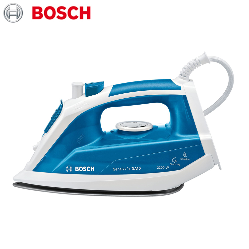 лучшая цена Electric Irons Bosch TDA1023010  household appliances laundry steam iron ironing clothes