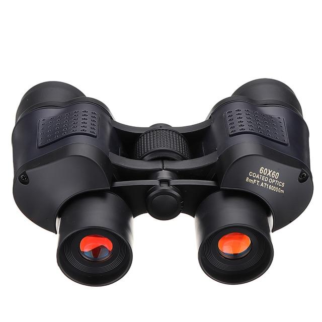60X60 Optical Telescope Night Vision Binoculars High Clarity 3000M  2