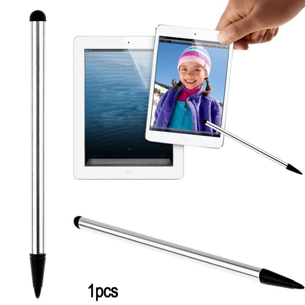 1PC High Quality Capacitive Pen Screen Stylus Pencil For Tablet IPad Cell Phone Samsung PC