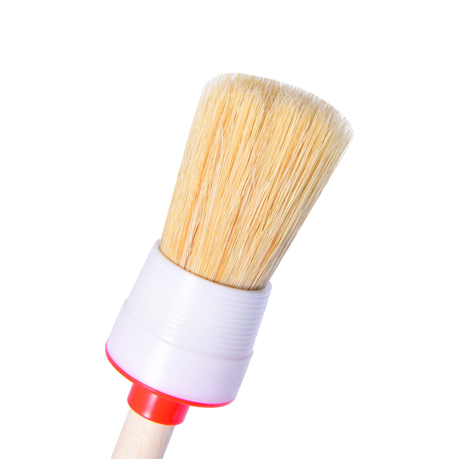 Image 5 - 6 Pieces Detail Brushes Cleaning Brushes Soft Hair Bristles Brush For Car Cleaning Dashboard Interior Exterior Leather Air Vents-in Sponges, Cloths & Brushes from Automobiles & Motorcycles