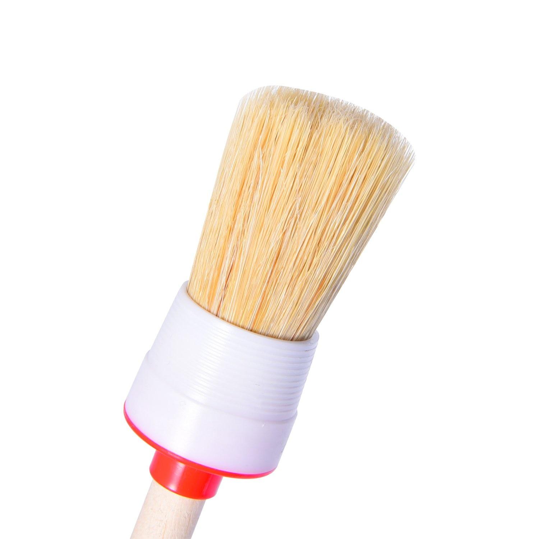 Image 5 - 6 деталей щетки для чистки мягкие щетинки для волос щетка для чистки автомобиля для украшения приборной панели внешние кожаные вентиляционные отверстия-in Губки, тряпки и щетки from Автомобили и мотоциклы