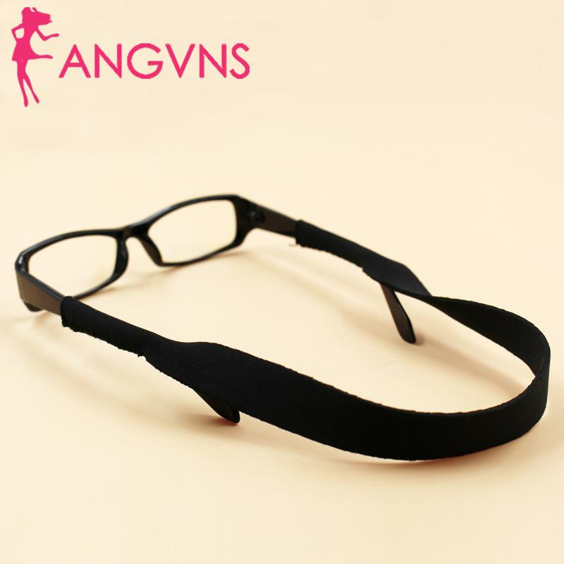 New Spectacle Glasses Sunglasses Stretchy Band Strap Belt Cord Sport, Running, Head Holder Head Solid Neoprene
