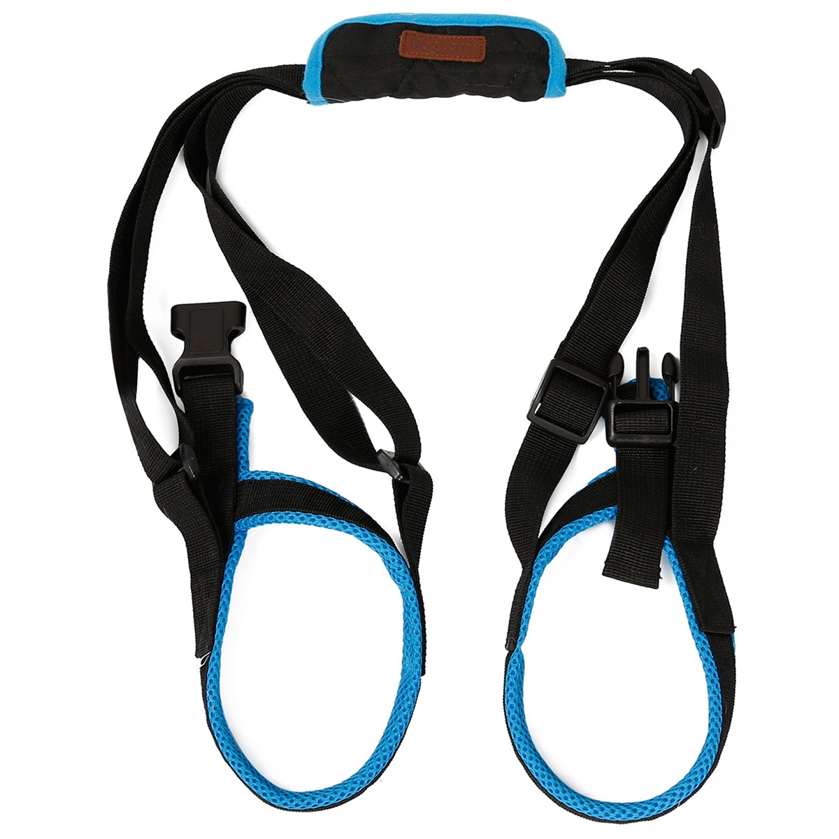 Hot Doglemi font b Pet b font Dogs Aid Assist Tool Adjustable Dog Lift Harness For