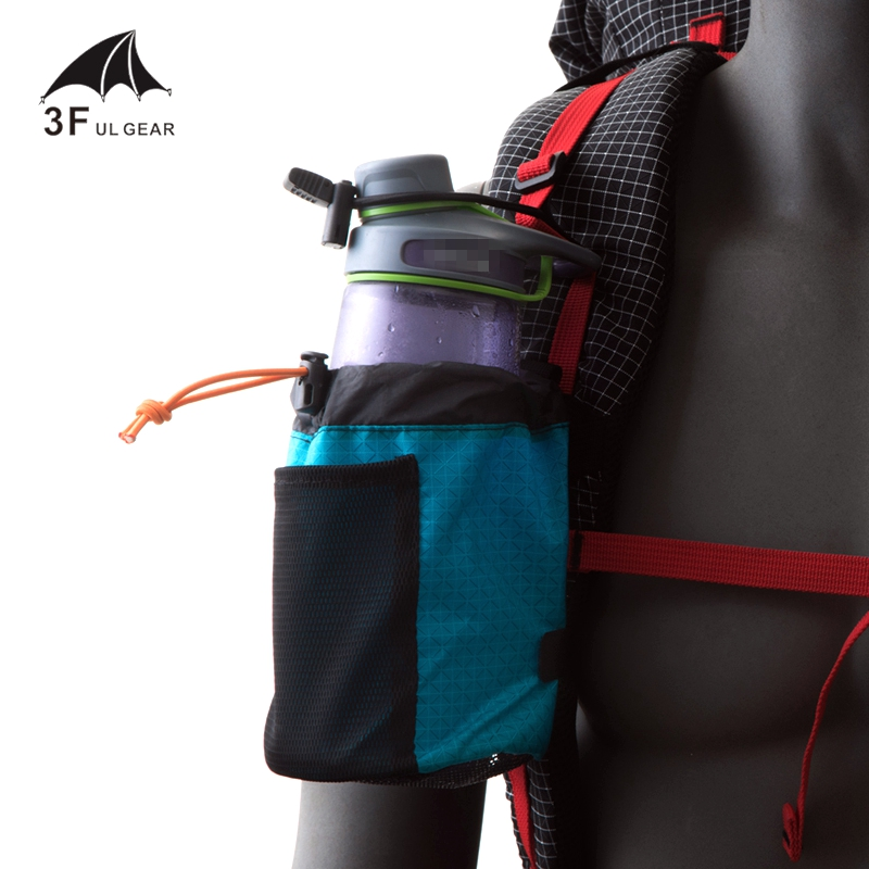 3F UL Gear Outdoor Camping Molle Wallet Pouch Hiking Bag Purse Phone Case For Water Bottle Storage Bag Backpack