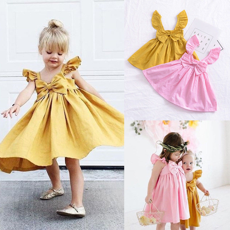 6a49901406097 Worldwide delivery baby girl bow dress in NaBaRa Online