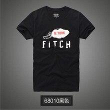 YiRuiSen, стиль, высокое качество, летняя мужская футболка, хлопок, короткий рукав, футболка, Hollistic, Мужская S-3XL, одежда, футболка