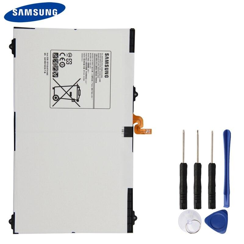 Original Tablette De Remplacement Batterie EB-BT810ABE Pour Samsung GALAXY Tab S2 9.7 T815C T815 SM-T810 SM-T817A S2 T813 T819C 5870 mAhOriginal Tablette De Remplacement Batterie EB-BT810ABE Pour Samsung GALAXY Tab S2 9.7 T815C T815 SM-T810 SM-T817A S2 T813 T819C 5870 mAh