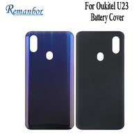 Remanbor For Oukitel U23 Battery Cover Protective Battery Back Cover Fit Replacement For Oukitel U23 Mobile Phone Accessories