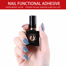 Hot 10ml Tempered Top Coat Base Coat No Wipe Matte Top Soak Off Rubber Enforce Gel Base For Nails Gel Varnish Gellak Nailart