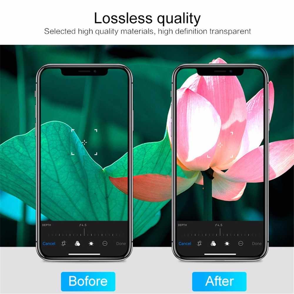 2 шт. объектив камеры 25D закаленное стекло для Xiaomi Pocophone F1 A2 8Lite Mix3 2S Redmi Note 7 5 6Pro Plus S2 6A Защитная пленка для задней линзы