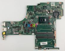 904360 601 w 940MX/4 GB DAX1BMB1AF0 i7 7500U CPU para NOTEBOOK HP ENVY 17T S100 17 S Series Laptop Notebook motherboard Testado
