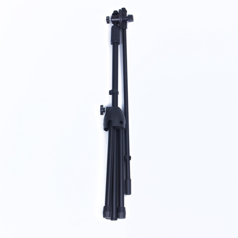 Ehrlich Mikrofon Suspension Boom Scissor Faltbare Arm Ständer Halter Mic Boden Montieren Unterstützung Halterung Mit Windschutz Maske Filter Net Unterhaltungselektronik Mikrofonstativ
