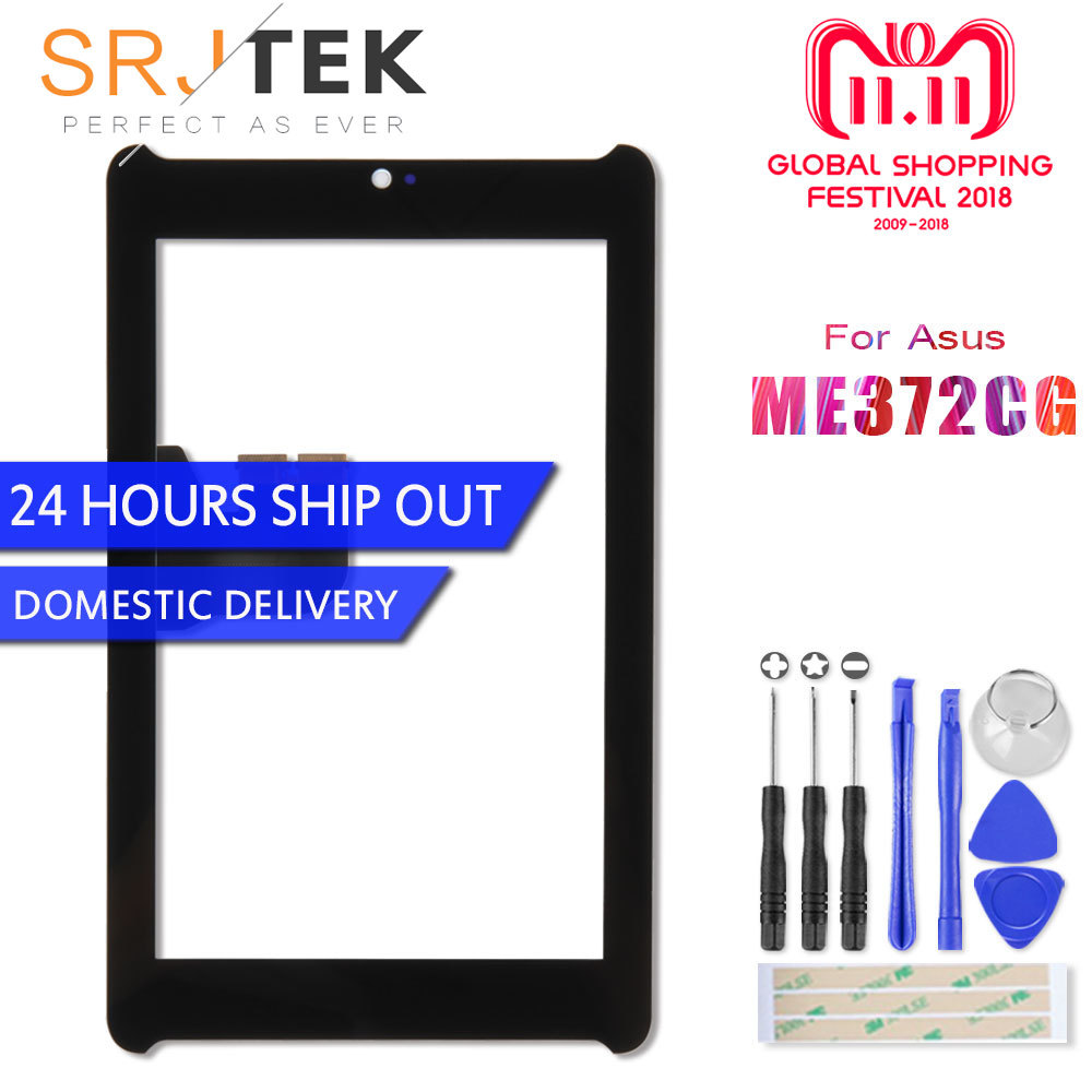 7 Digitzer For Asus Fonepad 7 LTE ME372CG Touch ME372 CG K00E Tocuhscreen Sensor Panel Screen Tablet PC Replacement 5470L FPC-1 7 touch screen digitizer glass replacement parts for asus fonepad 7 me372cg me372 k00e fonepad 7 lte me372cl k00y