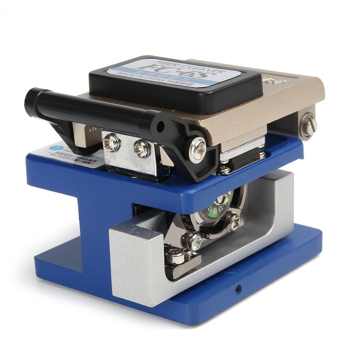 FTTH Набор инструментов Видимый волоконно-оптический дефектоскоп измеритель мощности тестер Кливер плоскогубцы