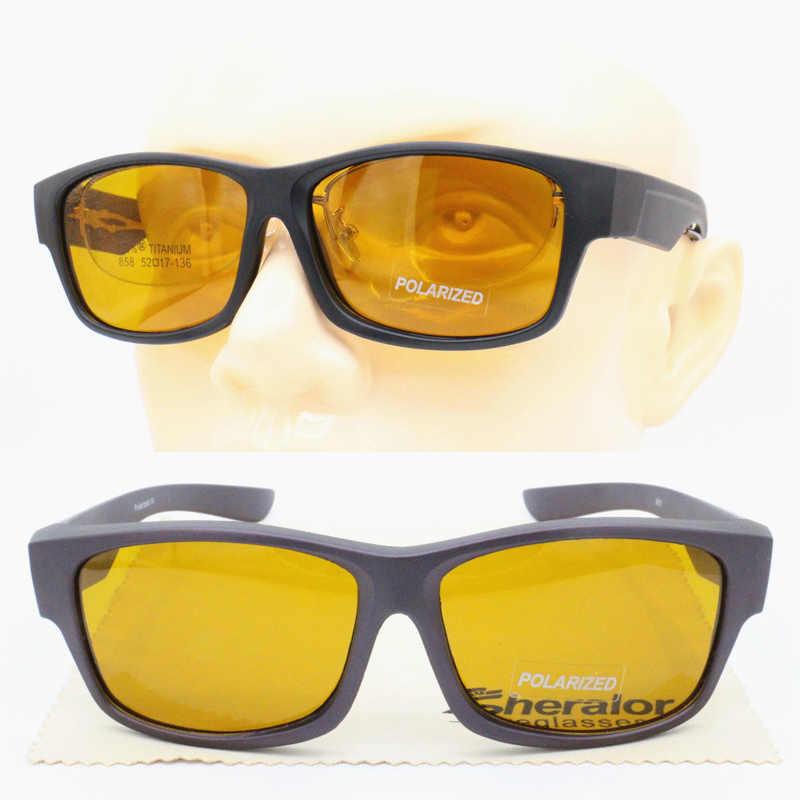 876706475ee Anti-blue light eyewear fit over gaming glasses UV400 polarized anti-slip  square fullim