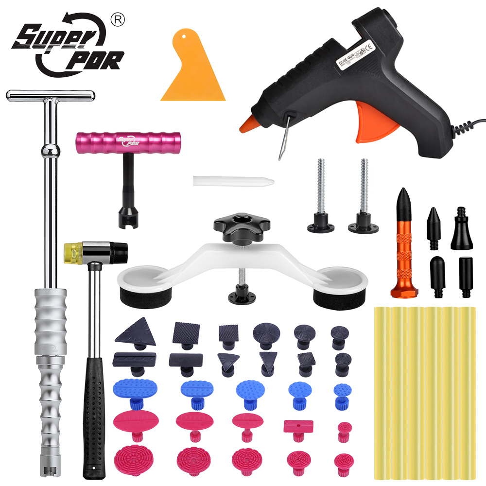 Super PDR Tools Auto Dent Puller Suction Cup Hot Adhesive Glue Sticks For Hot Melt Glue Gun Dent Removal Tool Kit Pulling Bridge super pdr tools dent removal kit for car dent puller suction cup glue sticks for hot melt glue gun line board pump wedge air bag