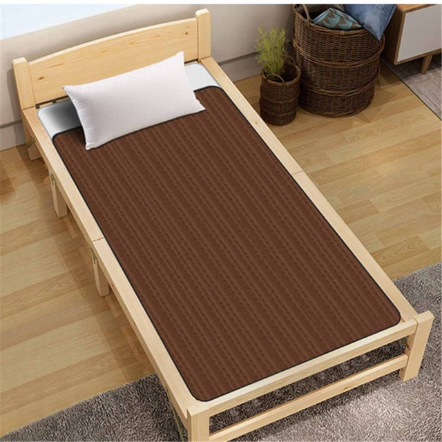 Electric Blanket Heating Pads Throw Over Under Bed Car  4