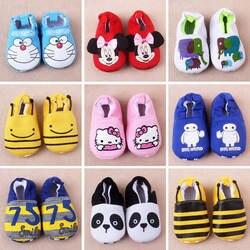 Новая детская обувь на весну и осень, детская обувь с героями мультфильмов, нескользящая обувь, обувь для малышей