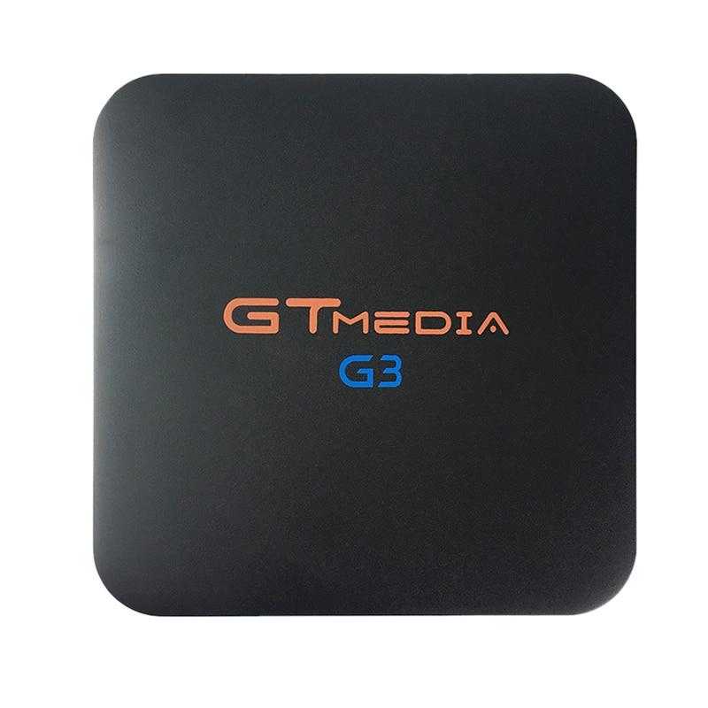 Gtmedia G3 Android 7.1.2 Amlogic S905X 2Gb/16Gb Tv Box 2.4G/5G Wifi Bluetooth 4.0 Lan Hdm Set Up Tv Box(Us Plug)Gtmedia G3 Android 7.1.2 Amlogic S905X 2Gb/16Gb Tv Box 2.4G/5G Wifi Bluetooth 4.0 Lan Hdm Set Up Tv Box(Us Plug)