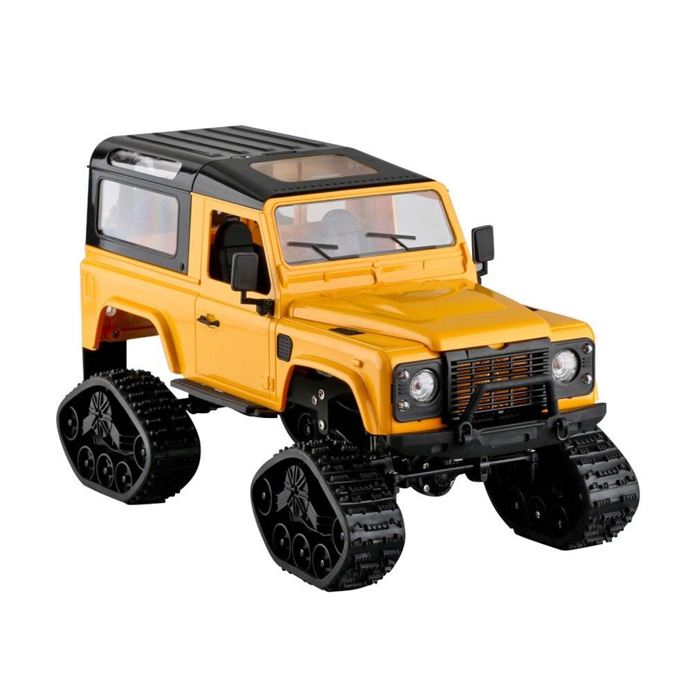 Снежная земля 2,4 ГГц 4WD пульт дистанционного управления s детская игрушка детский подарок высокоскоростная трек игрушка ABS Вал привод гоночные хобби Дистанционное управление автомобиль
