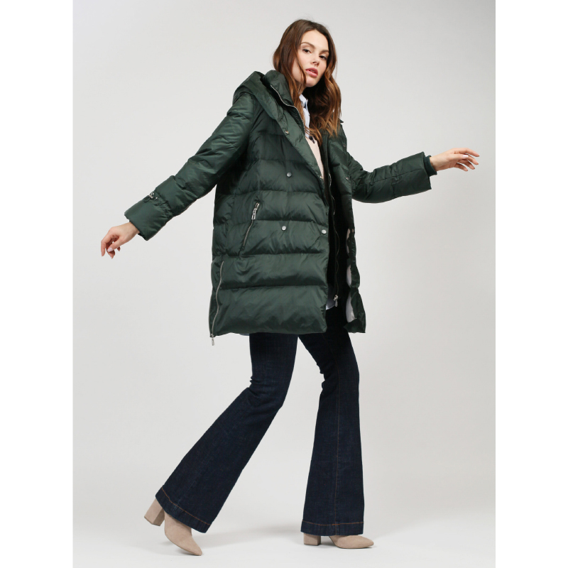 tom farr down jacket woman hooded 2018 winter female clothes coats T4F-W3704_76