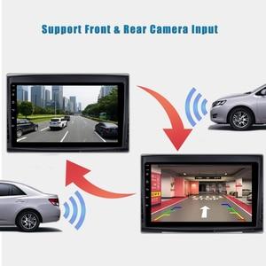 "Image 3 - Dasaita 10.2 ""Multimedia Speler Android 9.0 Auto Bluetooth Gps Navigator Autoradio 1 Din Navi Voor Peugeot 208 2008  2017"