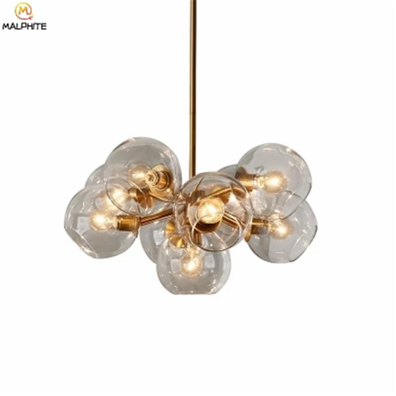 Modern Pendant Light Living Room Creative Pendant Dining American Hanglamp Pendant Lights Industrial Kitchen Hanging Lamps