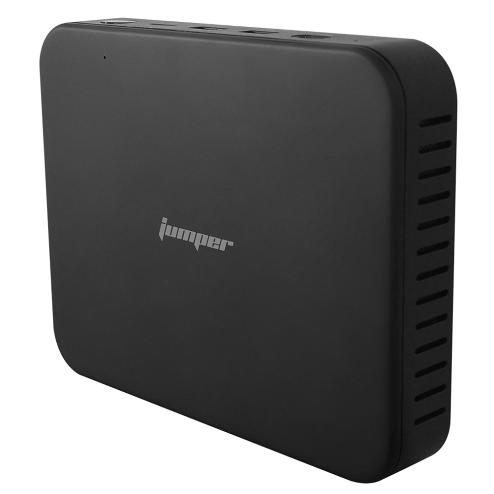 Jumper EZbox Z8 Mini PC Windows 10 Home Intel Atom X5 - Z8350 Intel HD Graphics 500 2.4GHz+5GHz WiFi 1000Mbps 2 X USB3.0 BT4.0