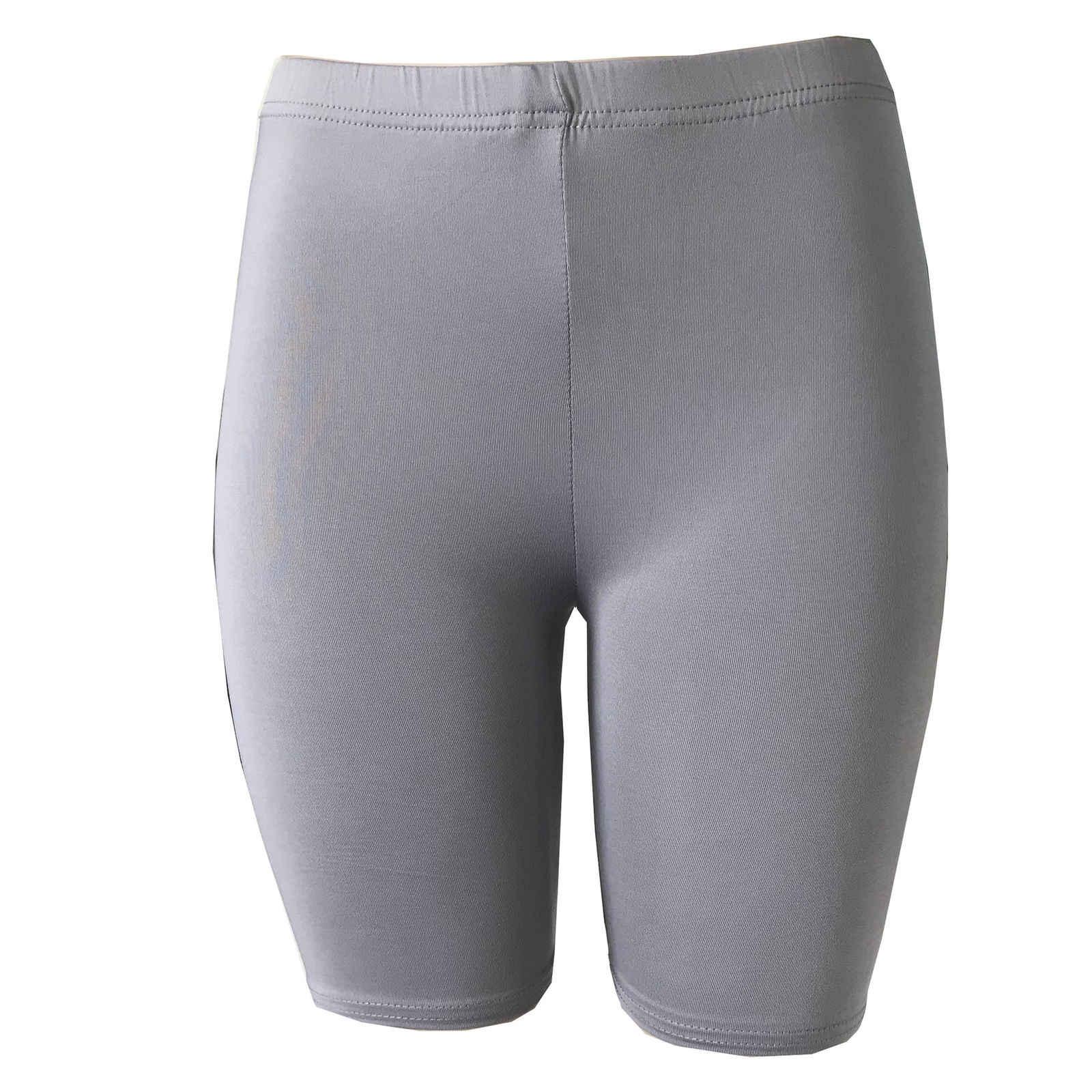 Brand New 2019 wysoka talia spodenki do jogi sportowe damskie szorty fitness elastyczne spodnie do biegania siłownia krótkie trening plaża nosić spodenki na świeżym powietrzu