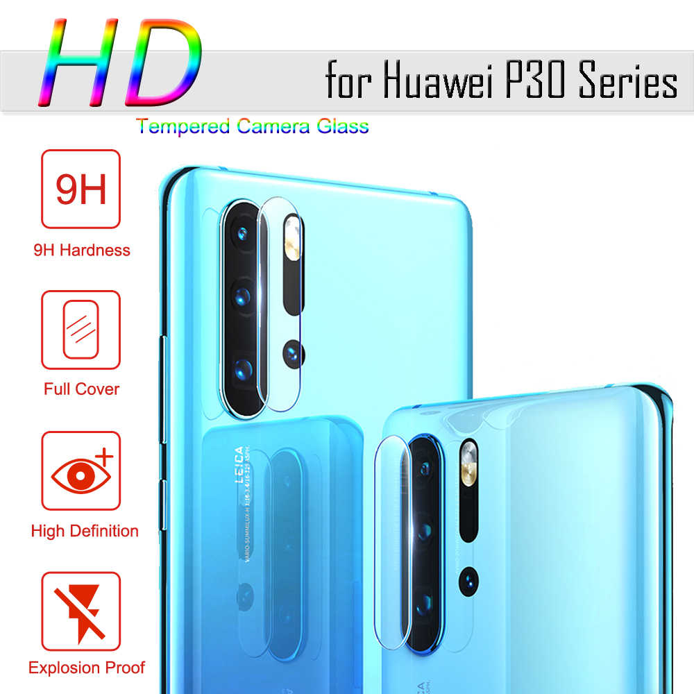 Camera Lens Tempered Glass For Huawei Mate20 Mate 20 P20 P30 Honor 10 Y9 2019 Lite Pro 8X Screen Protector Protection Film cover