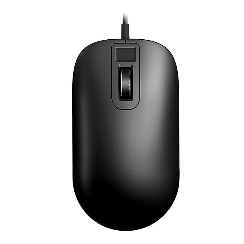 Sunrose Fp-200 Smart Game Mouse Fingerprint Mouse Wired Optical Ergonomic Game Work Mouse For Pc Laptop Fingerprint Replace InSunrose Fp-200 Smart Game Mouse Fingerprint Mouse Wired Optical Ergonomic Game Work Mouse For Pc Laptop Fingerprint Replace In