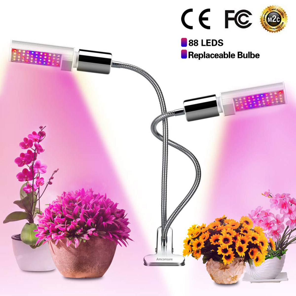 Worldwide delivery plant growth lamp 50w in NaBaRa Online