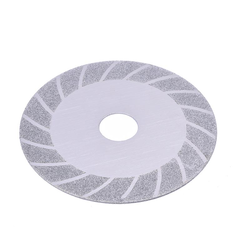 100 Mm Wheel Grinding Disc Electroplated Diamond Saw Blade Cutting Carbide Stone Angle Grinder Rotary Tool Tiling Woodworking