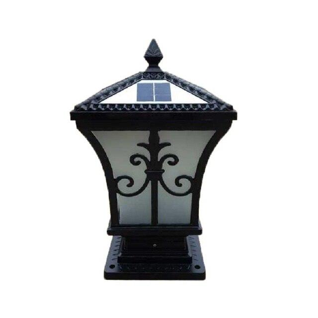 Tuinlamp Square Foco Exterior Led Terraza Y Jardin Decoracion Luminaire Exterieur Outdoor Lighting Solar Garden Landscape Light