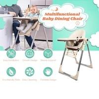 Портативный Детские ест стульчики детские обеденный стул детский бустер сиденье стол Универсальный Регулируемый складной детские стулья